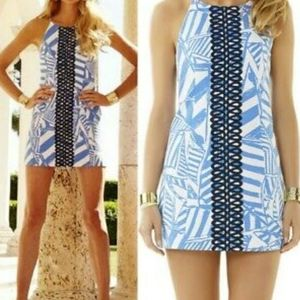 Lilly Pulitzer Annabelle Bay Shift Dress